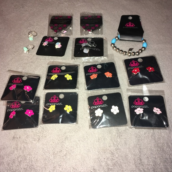 Accessories Lot Of Paparazzi Starlight Shimmer Kids